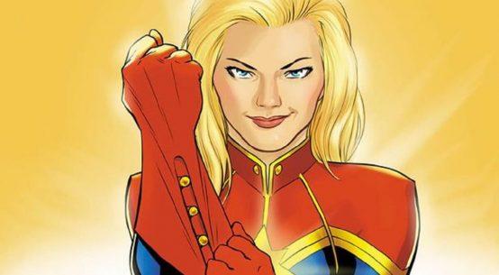 Carol Danvers aka Captain Marvel