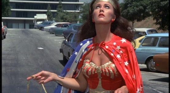 Lynda Carter as Wonder Woman