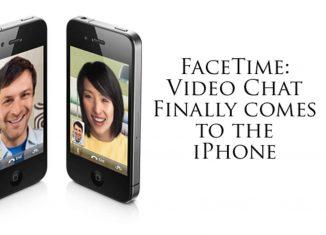 Old FaceTime ad