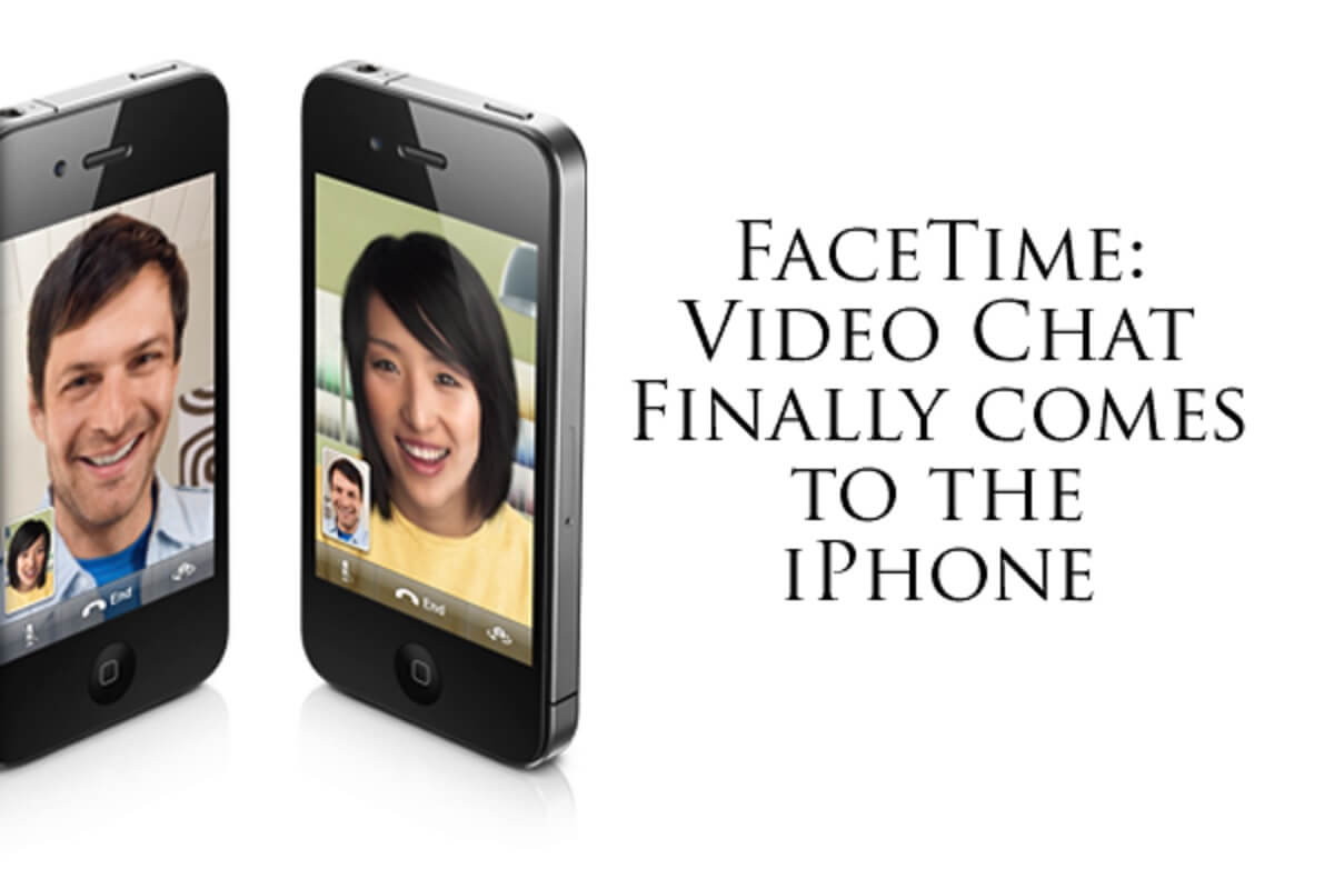 Old FaceTime ad