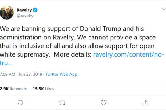 Ravelry Donald Trump
